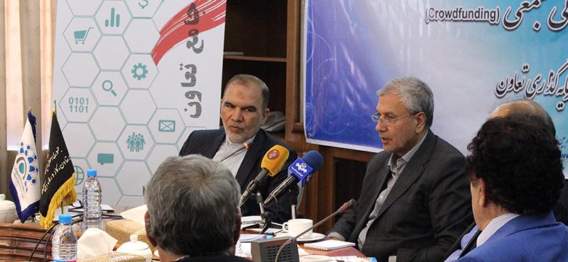 دکتر ربیعی، وزیر تعاون کار و رفاه اجتماعی
