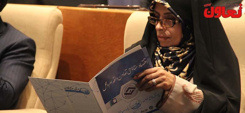 الهام امین زاده - معاون حقوقی ریاست جمهوری
