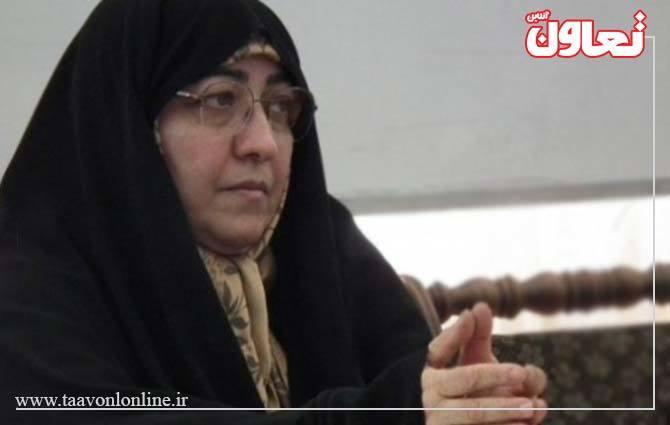 سهیلا جلودارزاده نماینده مجلس شورای اسلامی