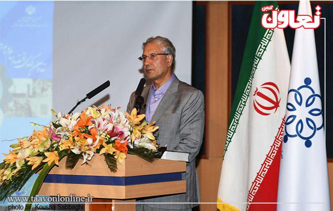 دکتر ربیعی وزیر تعاون کار و رفاه اجتماعی