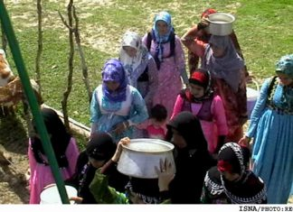 شیرواره یا واره کردن - تعاون در سنت قدیم ایران