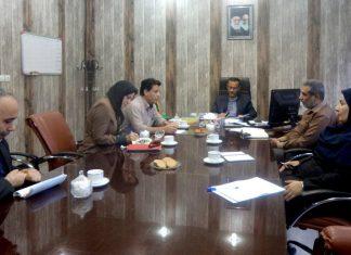 نشست کانون کارآفرینی خوزستان